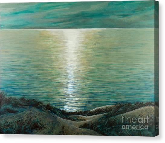 Claire De Lune Canvas Print