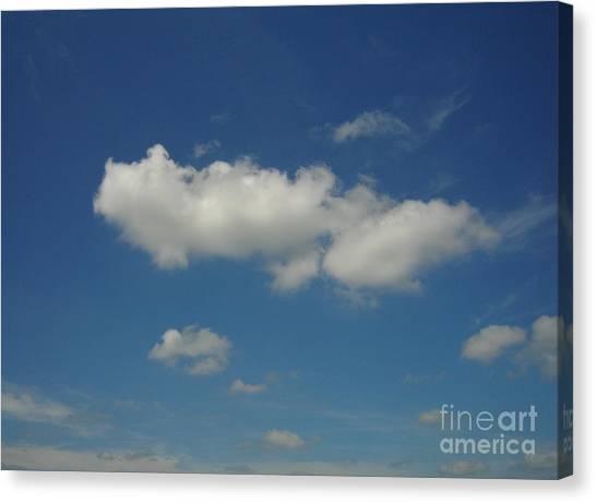 Cloud 004 Canvas Print by Lyle Bonn
