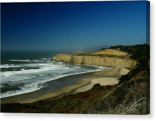 Coast 1 Canvas Print