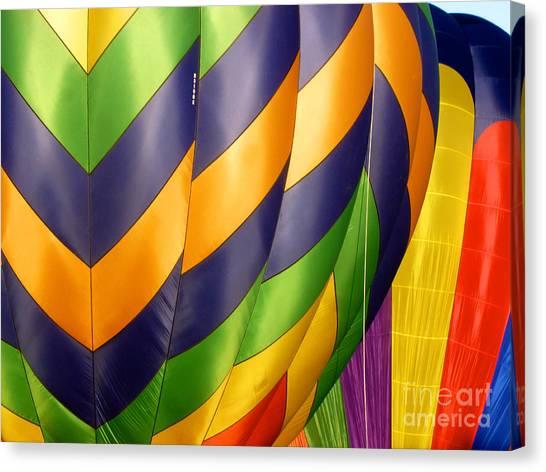 Colors 5 Canvas Print