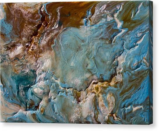 Hgtv Canvas Print - Complete Serenity by Dora Woodrum