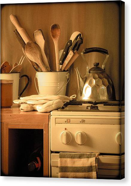 Athens, Greece - Cook's Tools Canvas Print