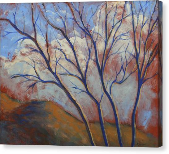 Cool Breeze On A Warm Day Canvas Print
