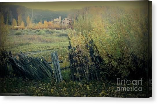 Colorado Colors - Ridgway Canvas Print