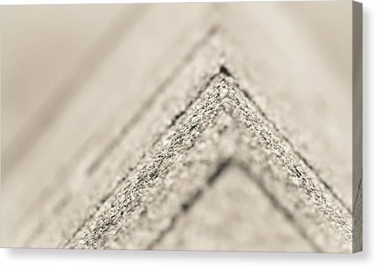 Corner Depth Canvas Print by Jason Heckman