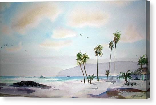 Coronado Afternoon Canvas Print