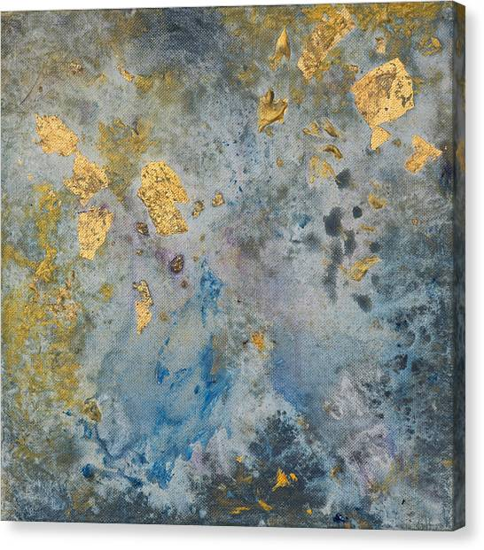 Cosmic 25 No. 2 Canvas Print by Rita Bentley