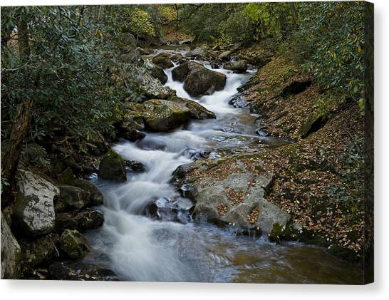 Courthouse Creek Canvas Print