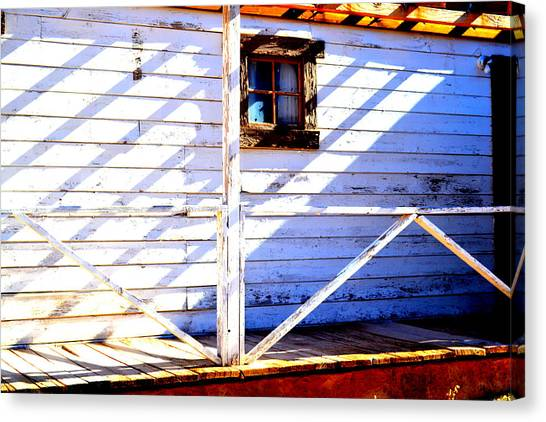 Cross Purposes  Canvas Print