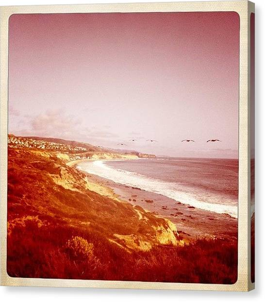 Ashes Canvas Print - Crystal Cove Adventure by Ash Eliot