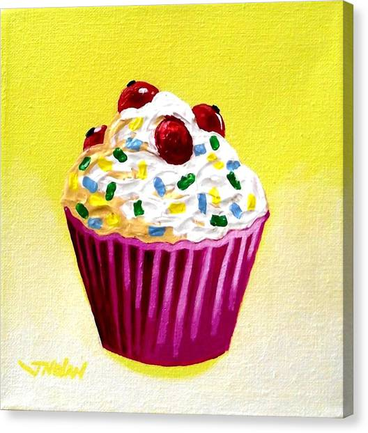 Cupcake Canvas Prints (Page #5 of 111) | Fine Art America
