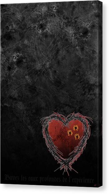 Cupid's Upgrade Canvas Print