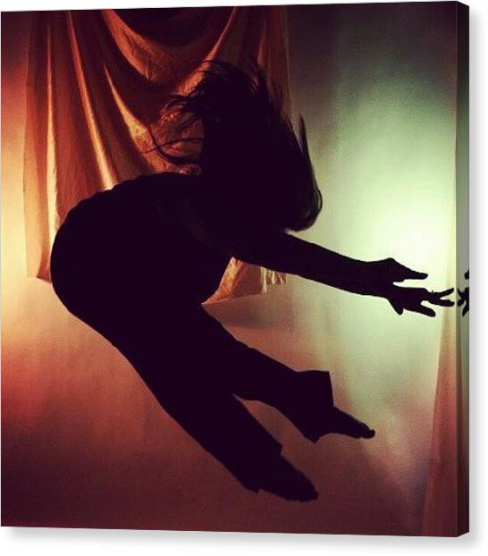 Art Movements Canvas Print - Dancer. #photography by Megan Sistachs