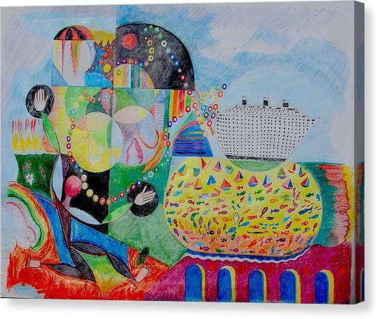 Daphne Canvas Print