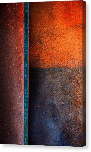 Dark Portal Canvas Print