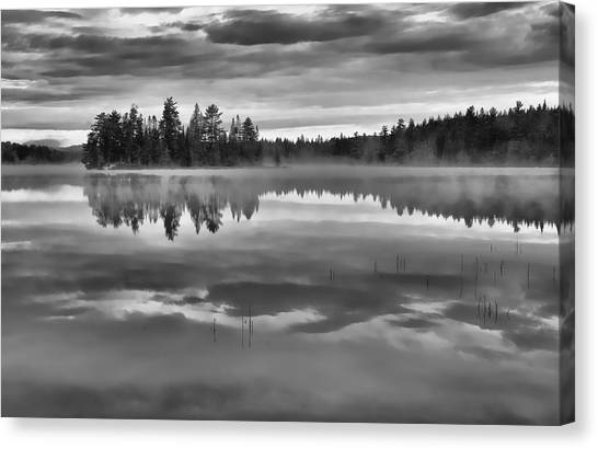 Dark Tranquility Canvas Print