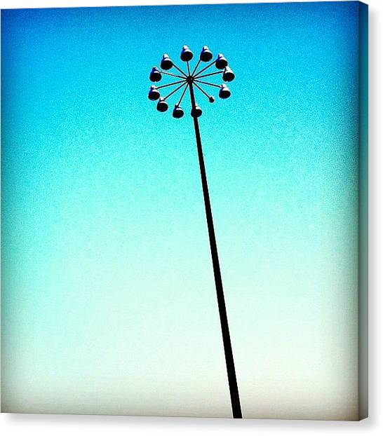 Iphoneonly Canvas Print - Daylights by Christopher Campbell