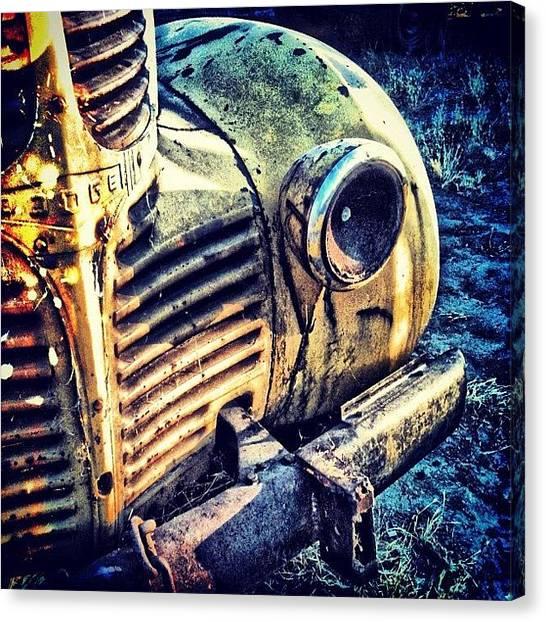 Dodge Canvas Print - Dead Dodge ~ Corron Xtrillion by Glen Campbell