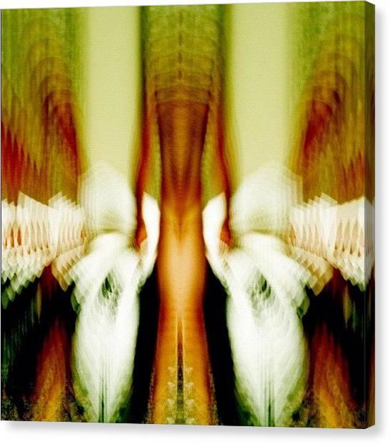 Vertigo Canvas Print - #decim8 #abstractyourself #art #vertigo by James Roach