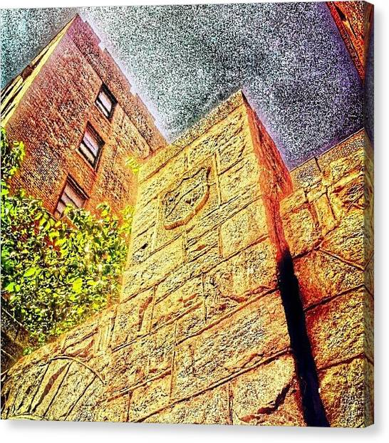Installation Art Canvas Print - #design #beauty #art #bronx #nyc #nyc by Radiofreebronx Rox