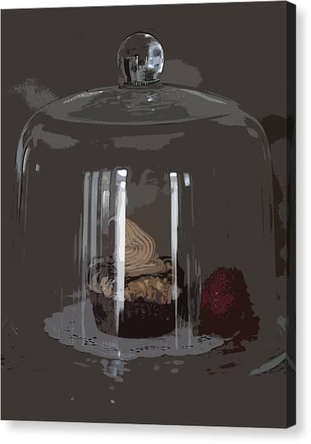 Dessert Dome Canvas Print