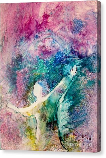 Destiny Canvas Print by Deborah Nell