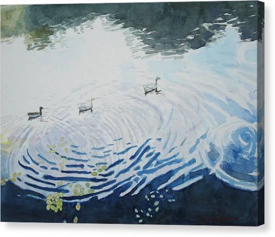 Canvas Print - Disturbance by Chae Min Shim