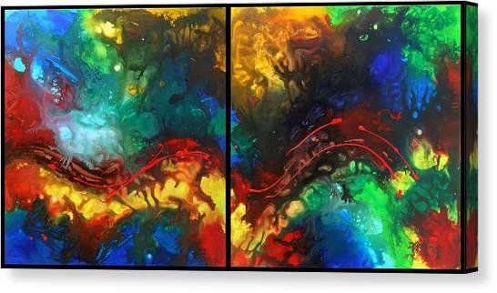 Do You Like Mahler Canvas Print