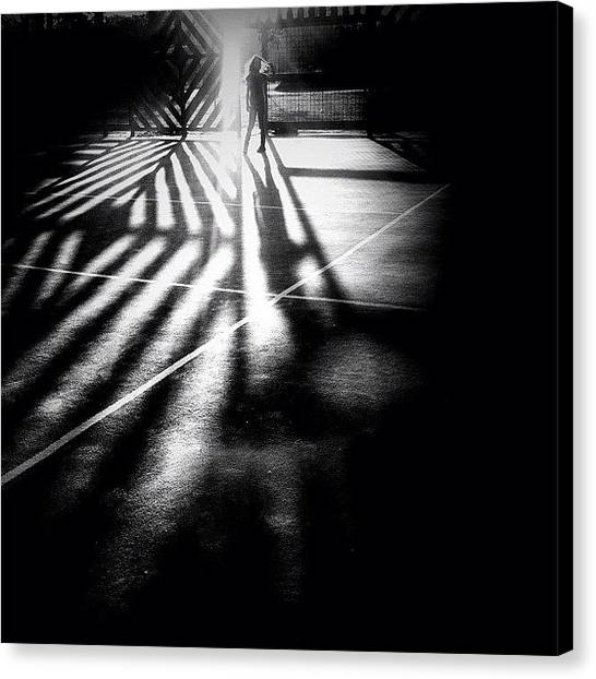 Igersoftheday Canvas Print - Do You See Darkness Or Light by Robbert Ter Weijden