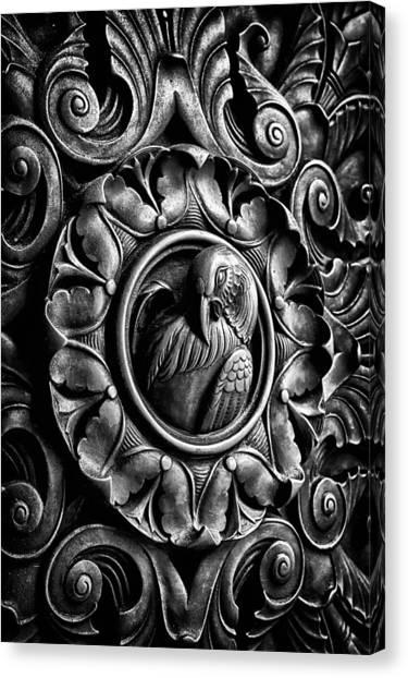 Door Detail 2 Canvas Print