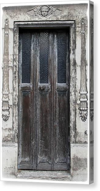 Doorway To Eternity Canvas Print by Tony Grider