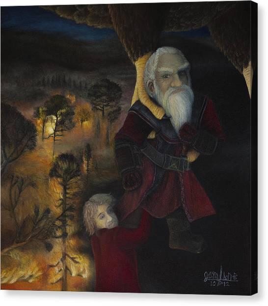 Dori  Canvas Print