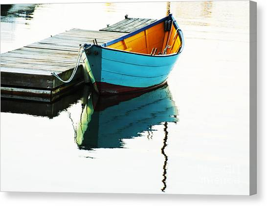 Dory At Rest Canvas Print