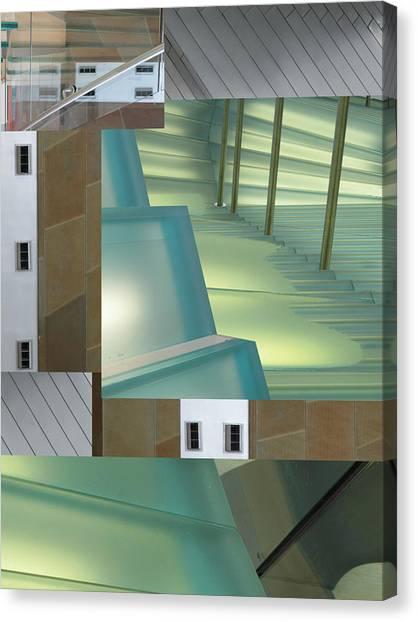 Dream Of Taubman Canvas Print