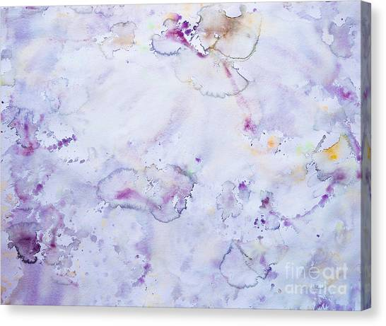Dreaming Of A White Canvas Print by Bill Davis
