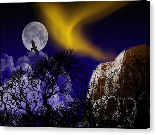Dreamscape 1 Canvas Print
