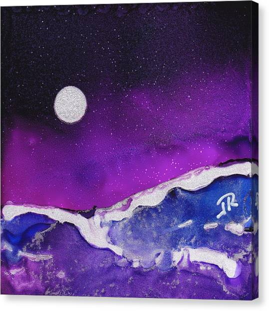Dreamscape No. 102 Canvas Print
