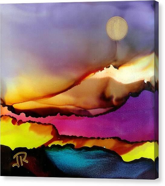 Dreamscape No. 12 Canvas Print