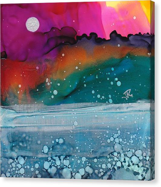 Dreamscape No. 122 Canvas Print