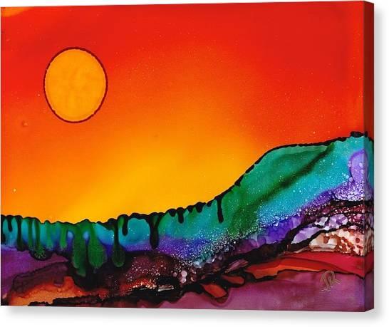 Dreamscape No. 69 Canvas Print