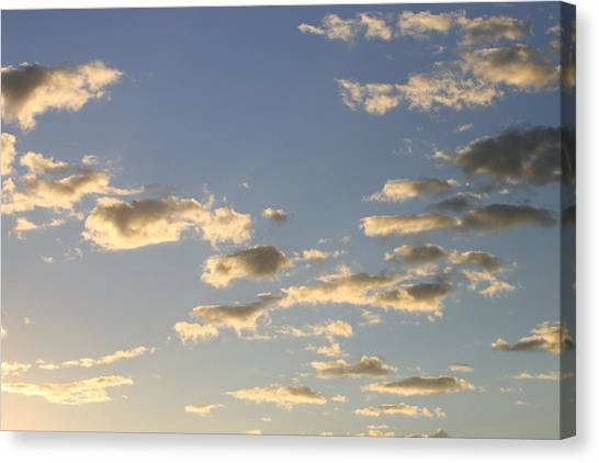 Early Morning Sunrise Canvas Print by JL Creative  Captures