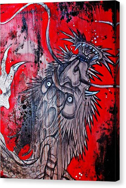 Earth Spirit Canvas Print