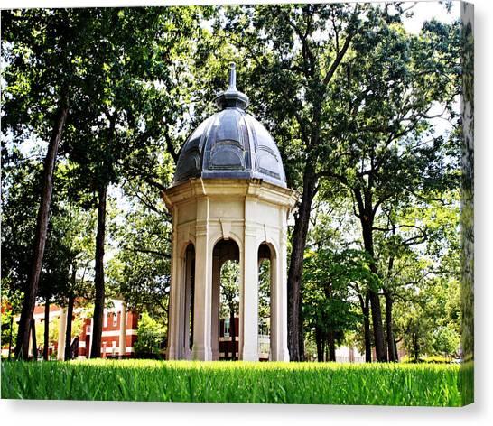 East Carolina The Cupola Canvas Print by Rob Goldberg