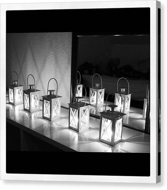 Irises Canvas Print - Efterårets Goder 👆 #candles #automn by Iris Gronbak