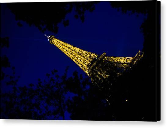 Eiffel's Magnificence Canvas Print