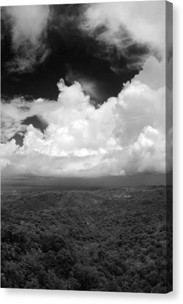 El Yunque National Forest Canvas Print