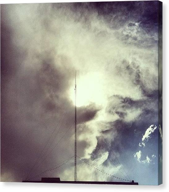 Iranian Canvas Print - #electricalsky #iran by Keyvan Shokrollahi