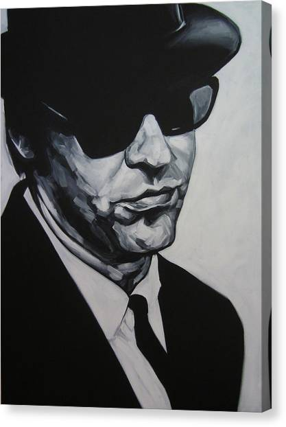 Elwood Canvas Print
