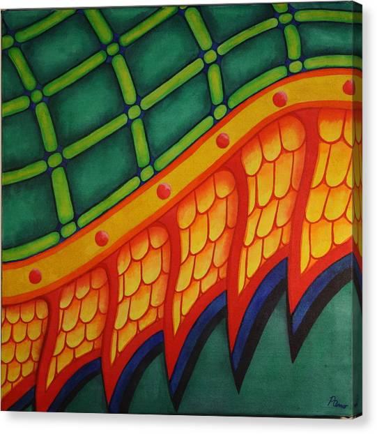 Embellishments IIi Canvas Print