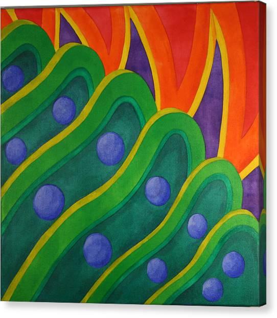 Embellishmentsvi Canvas Print